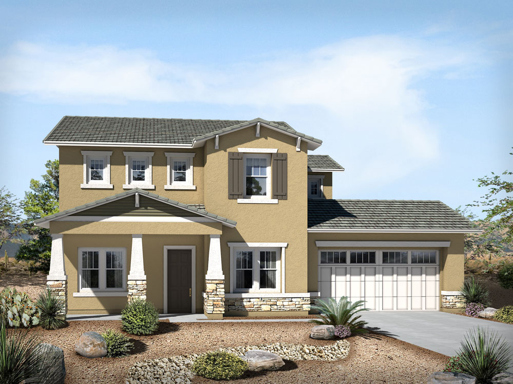Marley park welcomes richmond american homes for American home builders floor plans