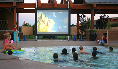 Marley park dive in movie august 21st - Dive in movie ...